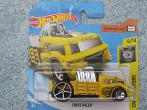 HOT WHEELS CRATE RACER EXPERIMOTORS MATTEL FJW17
