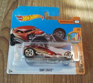 HOT WHEELS SURF CRATE SURF'S UP MATTEL DVC21
