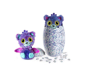 HATCHIMALS PEACAT SORPRESA MORADO BIZAK 61921923