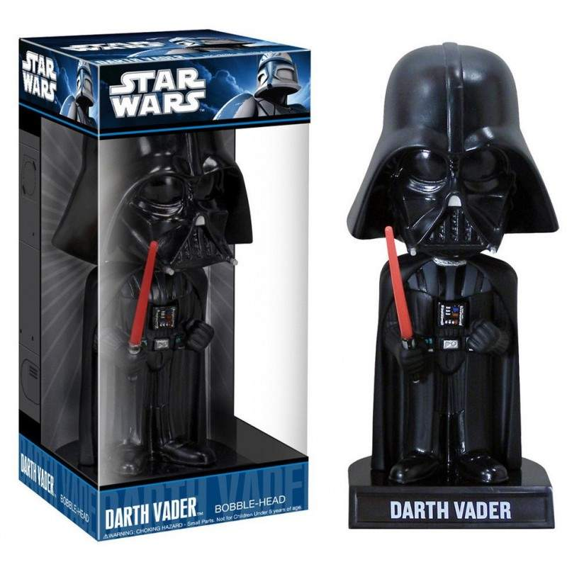FUNKO WOBBLER STAR WARS DARTH VADER