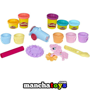 MY LITTLE PONY DULCES PASTELES PLAY-DOH