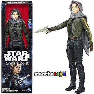 FIGURA SARGENTO JYN ERSO STAR WARS ROGUE ONE B7377