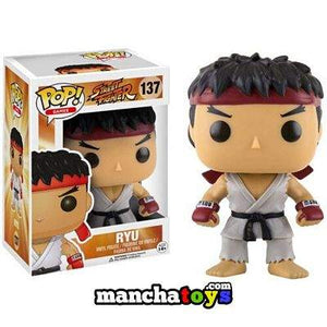 FUNKO POP RYU STREET FIGHTER