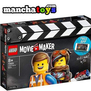 MOVIE MAKER 2 LEGO 70820