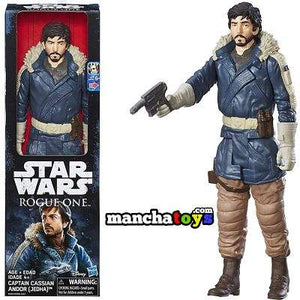 FIGURA CAPITAN CASSIAN ANDOR JEDHA STAR WARS ROGUE ONE B7378