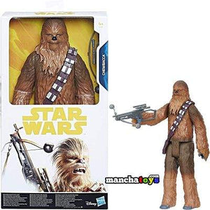 FIGURA CHEWBACCA 30 CM. STAR WARS