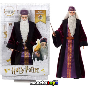 MUÑECO ALBUS DUMBLEDORE HARRY POTTER