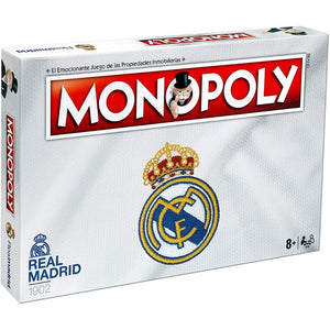 JUEGO MONOPOLY REAL MADRID
