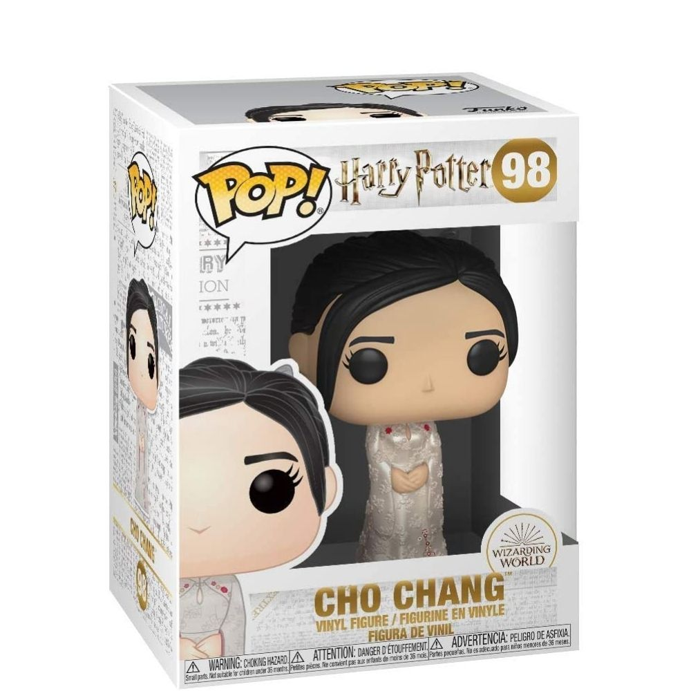 FUNKO POP HARRY POTTER CHO CHANG (YULE)