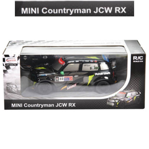 COCHE MINI COUNTRY MAN JCW RX R/C