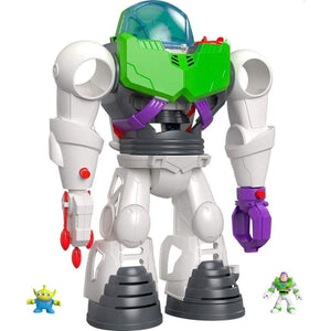 ROBOT BUZZ LIGHTYEAR IMAGINEXT TOY STORY 4