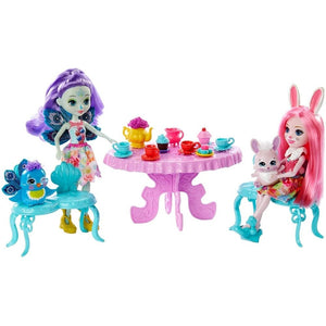 FIESTA DEL TE CON BREE BUNNY ENCHANTIMALS (GLD41)