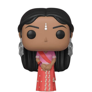 FUNKO POP HARRY POTTER PADMA PATIL YULE BALL