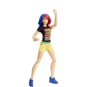 MUÑECA ASUKA WWE GIRLS SUPERSTARS 30cm (FTD83)
