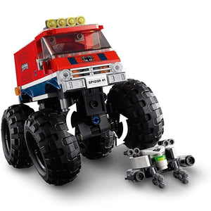 MONSTER TRUCK SPIDERMAN VS MYSTERIO LEGO (76174)