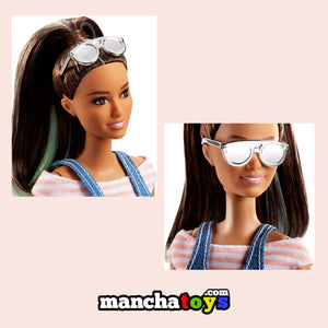 BARBIE FASHIONISTA FJF37 MUÑECA