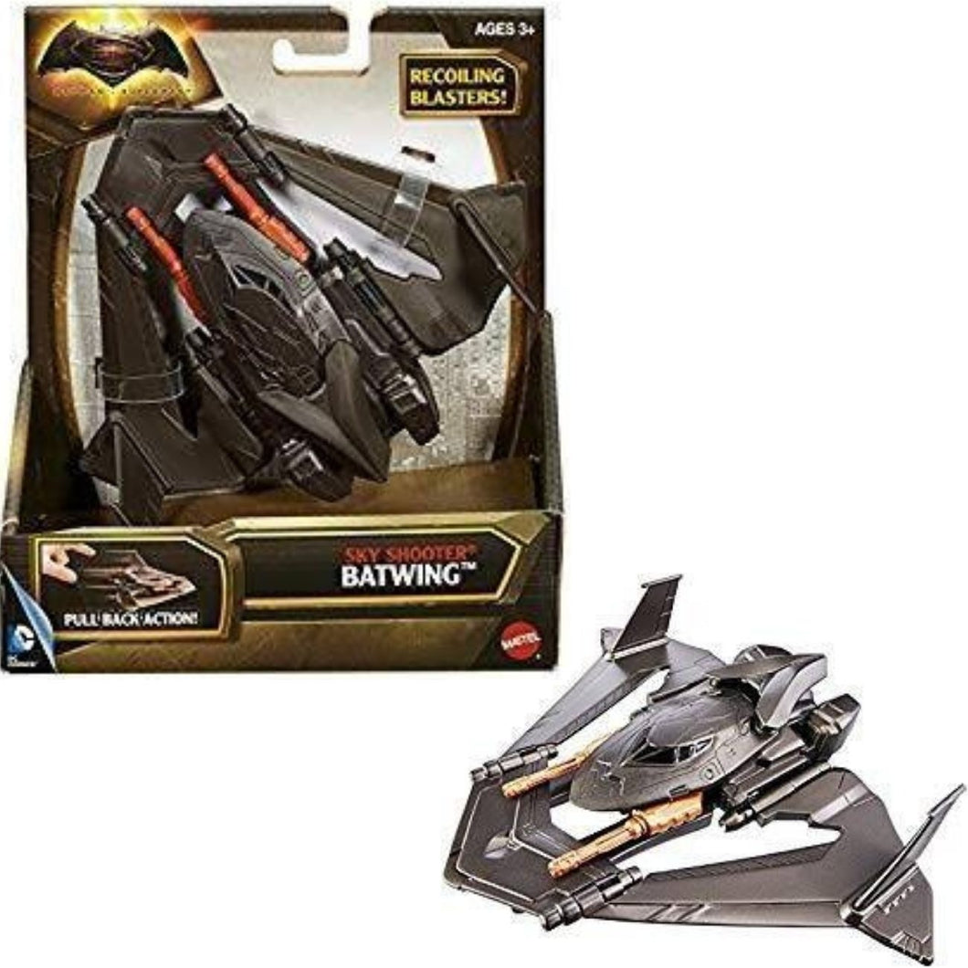 BATWING BATMAN & SUPERMAN MATTEL DKC56