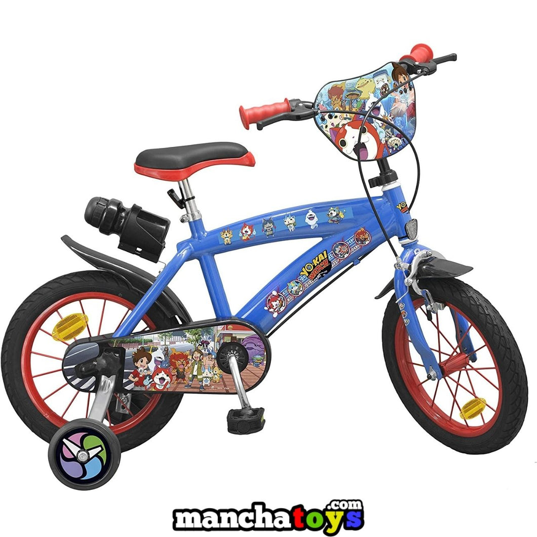BICICLETA YO-KAI WATCH 14