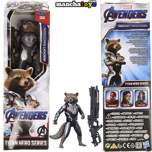 FIGURA ROCKET RACCOON GUARDIANES DE LA GALAXIA (E3917)