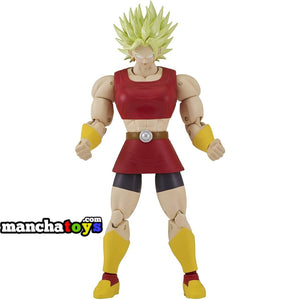 FIGURA SUPER SAIYAN CABBA DRAGON BALL BANDAI 35869