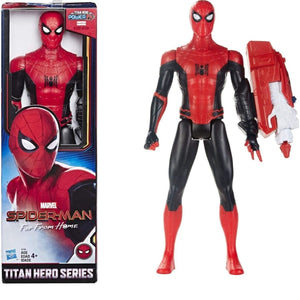 FIGURA SPIDERMAN 30 CM. TITAN POWER FX