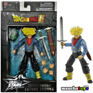 FIGURA SUPER SAIYAN FUTURE TRUNKS DRAGON BALL (35862)
