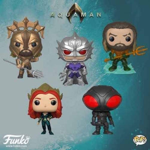 FUNKO POP MERA AQUAMAN 246