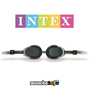 GAFAS DE NATACIÓN ADULTO WATER SPORT INTEX (55685)