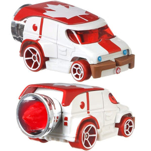 HOT WHEELS DUKE CABOOM TOY STORY 4