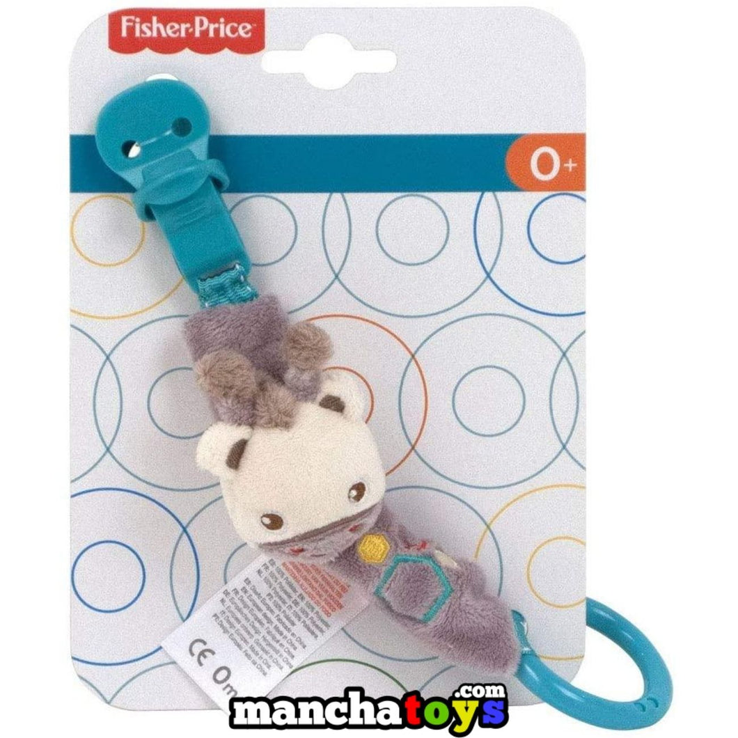 PORTACHUPETE JIRAFA FISHER PRICE