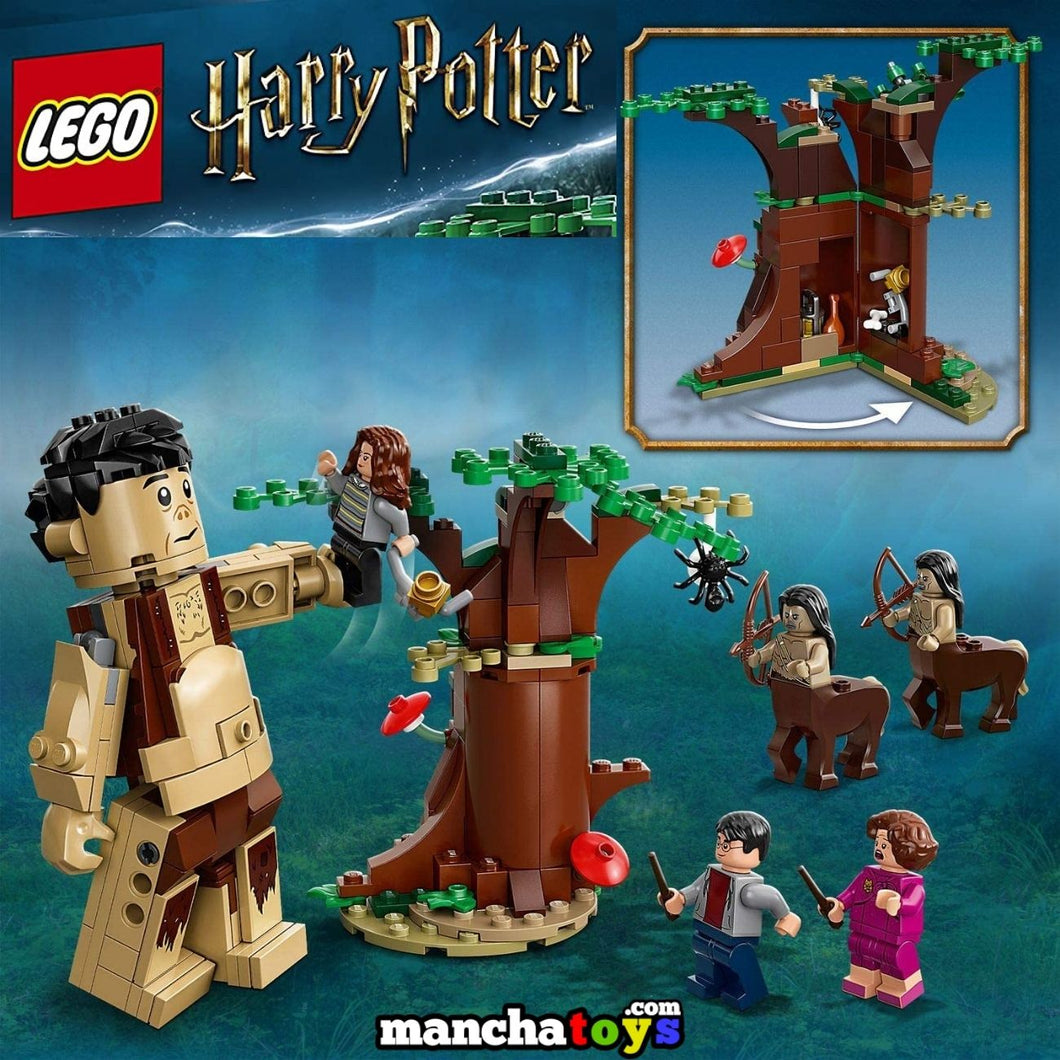 LEGO HARRY POTTER BOSQUE PROHIBIDO EL ENGAÑO DE UMBRIDGE (75967)