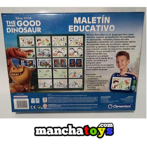 MALETIN EDUCATIVO DE DINOSAURIOS (THE GOOD DINOSAUR) DISNEY PIXAR