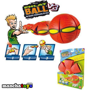 PHLAT BALL V3 TRANSFORMA DE DISCO A BOLA