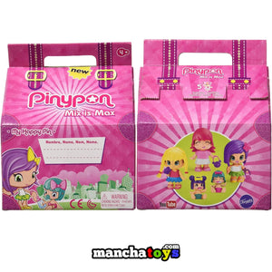 PINYPON HAPPY PIN