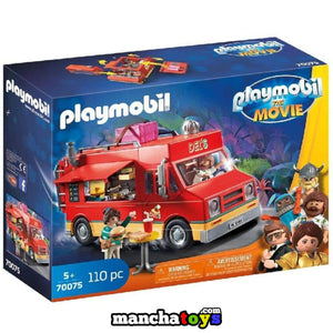 FOOD TRUCK PLAYMOBIL THE MOVIE (70075)