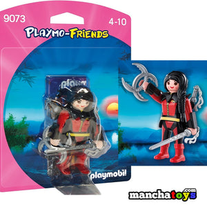 GUERRERA PLAYMOBIL FRIENDS (9073)