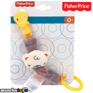 PORTACHUPETE OSO 22 CM. FISHER PRICE