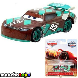 COCHE SHELDON SHIFTER CARS PLAYA DE FUEGO