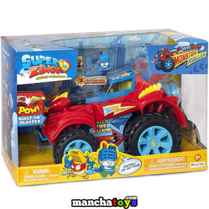 SUPERZINGS MONSTER ROLLER HEROE S4