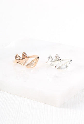 Fox Wrap Rings