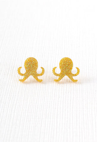 Deep Sea Treasure Earrings