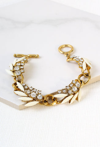Fronds of Fancy Bracelet