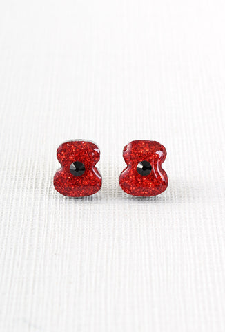 Poppy Appeal Stud Earrings