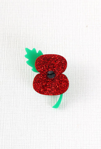 Poppy Appeal Brooch Small