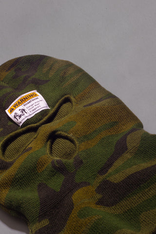 Camo Street Issue Balaclava