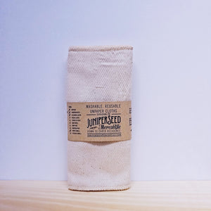 Organic Cotton Unpaper Towels