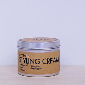Styling Cream: Unscented