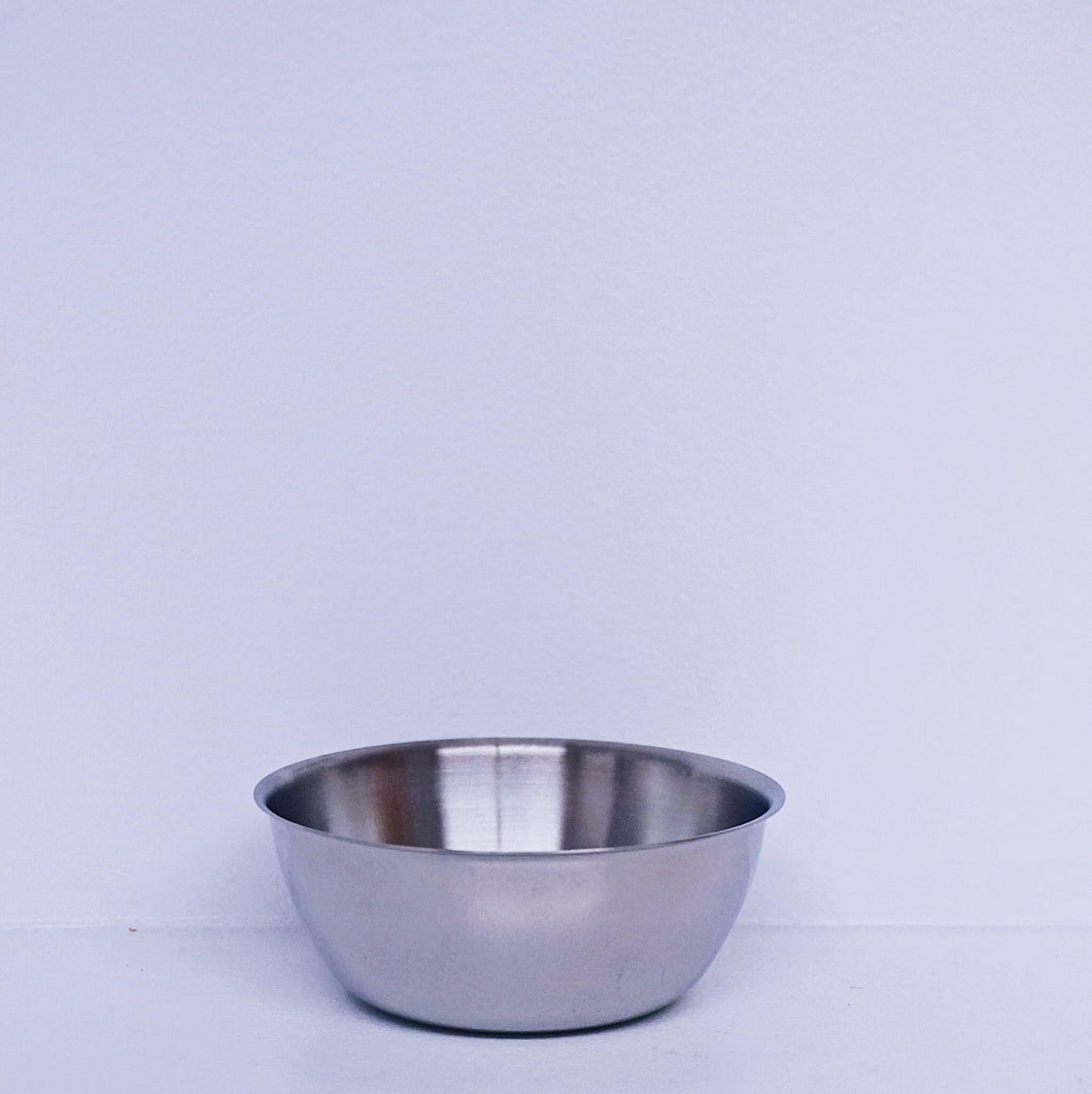 Extra Small Stainless Steel Bowl