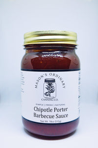 Chipotle Porter Barbecue Sauce