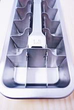 Load image into Gallery viewer, Stainless Steel Ice Cube Tray